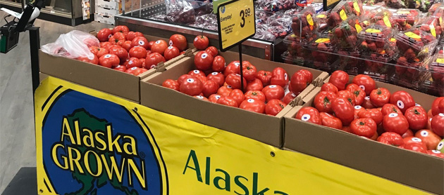 Join the Five Dollar Alaska Grown Challenge
