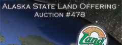Bid in the annual state land auction!