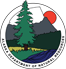 Department of Natural Resources logo, color scheme