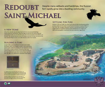 Redoubt Saint Michael