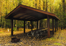 Scout Lake Picnic Shelter