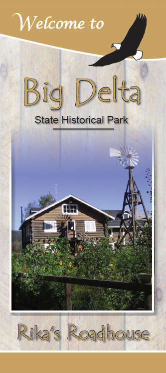 Big Delta State Historical Park Brochure