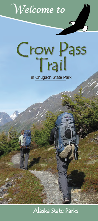 Crow Pass Trail Brochure