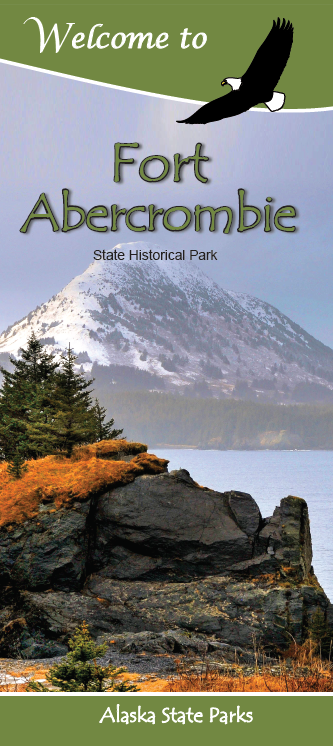 Fort Abercrombie State Historical Park Brochure