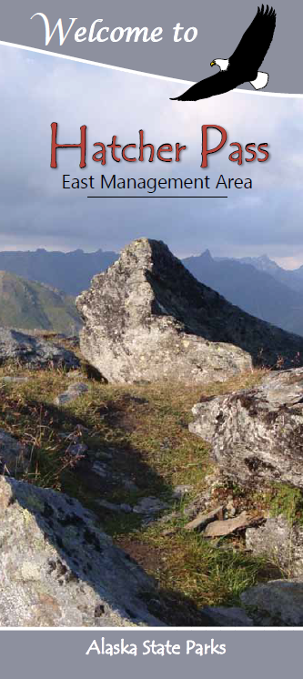 Hatcher Pass East Management Area Brochure
