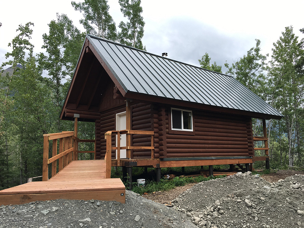 Rainbow Trout Cabin