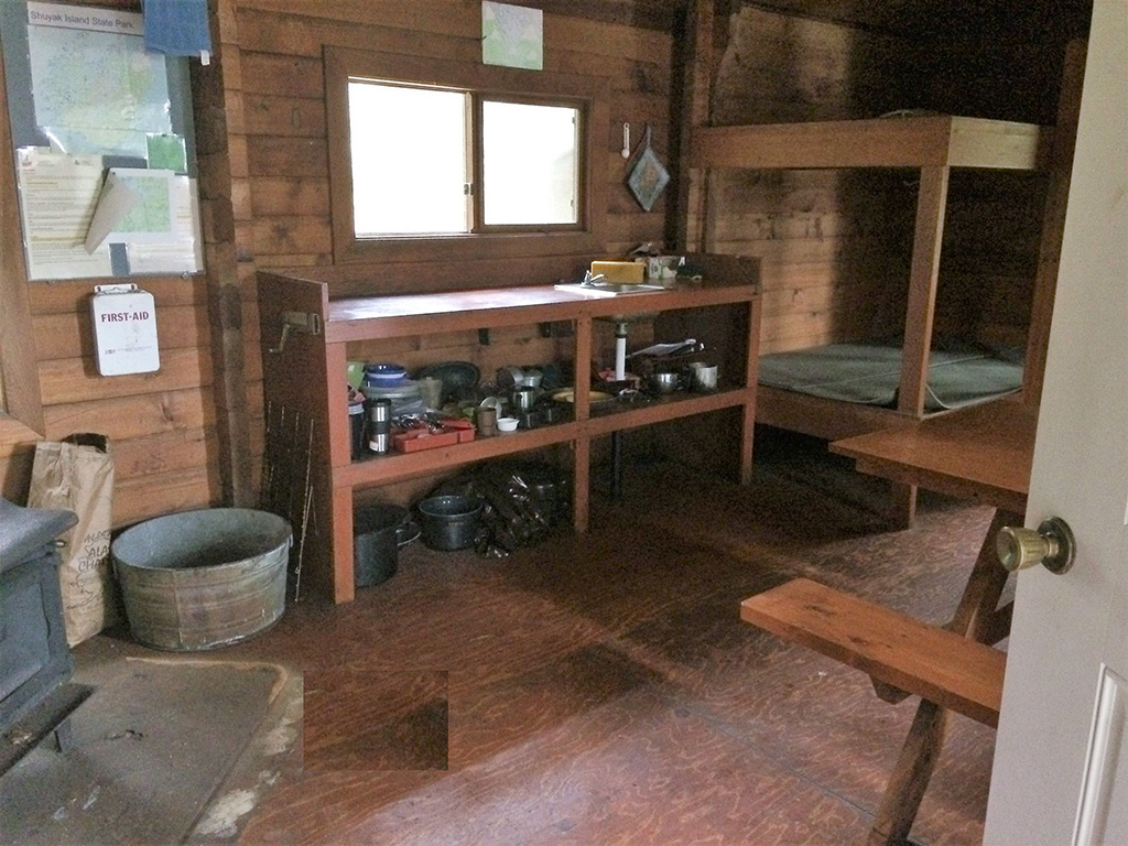 Mulcahy View Cabin Interior