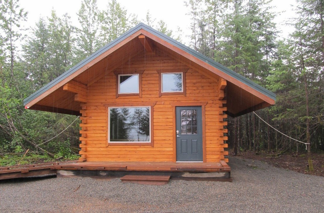 Berry Patch Cabin Exterior