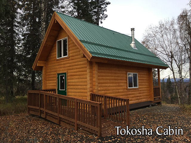 Mat su cabins for Alaska cottage