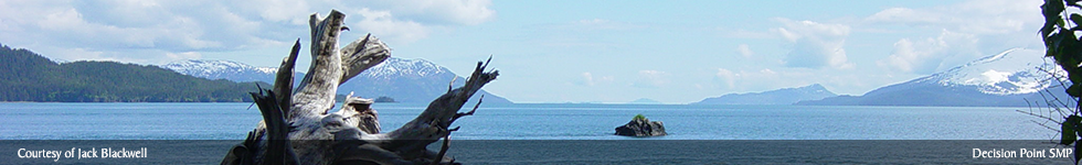 Photo of Decision Point State Marine Park