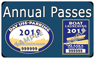 Annual Parking and Boat Launch Passes