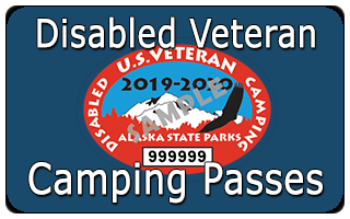 Disabled U S Veteran Camping Pass