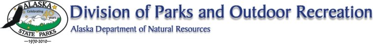Division of Parks and Outdoor Recreation - words