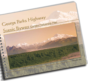 George Parks Highway Scenic Byway Plan