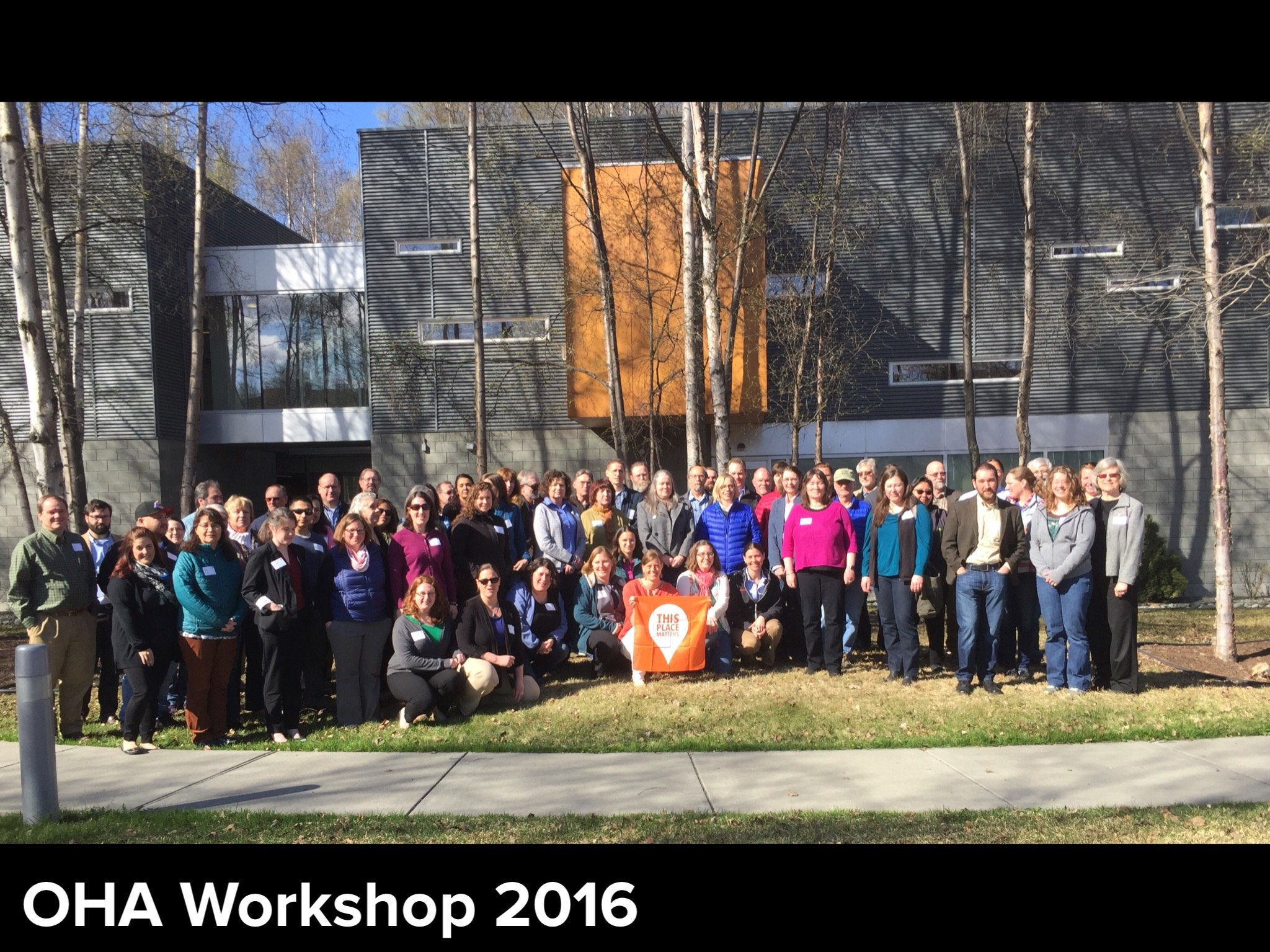 OHA 2016 Workshop