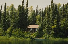 Cabin in Nancy Lake SRA