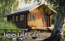 Bald Lake Cabin