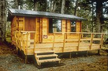 Mulcahy View Cabin