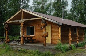 Chena River Cabin