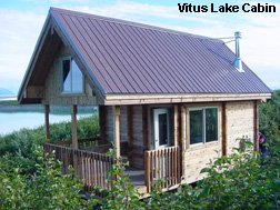 Vitus Lake Cabin