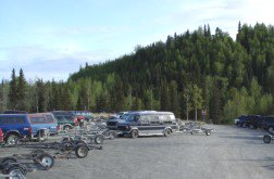 Kasilof River State Recreation Site Boat Launch