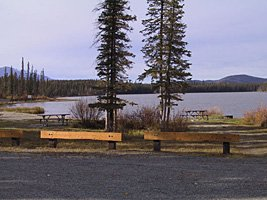 Moon Lake Picnic Sites