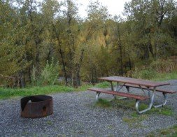 Ninilchik Scenic Overlook Campground