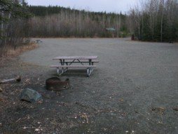 Porcupine Creek Camping Site
