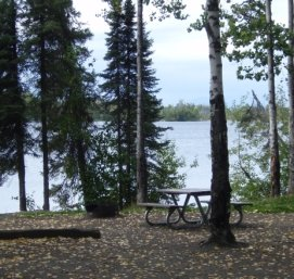Rocky Lake State Recreation Site