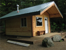 Settlers Cove Cabin
