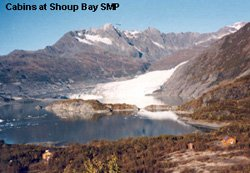 Shoup Bay Glacier