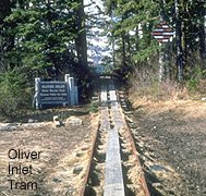Oliver Inlet Tram
