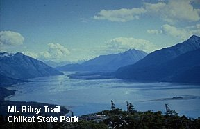 Mt Riley Trail, Chilkat State Park