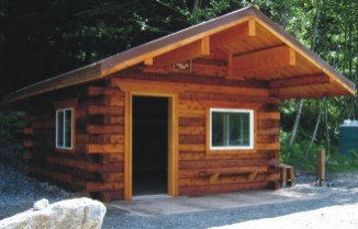 Tiger Olson Cabin
