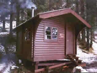 Laura Lake Cabin