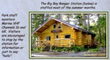 Big Bay Ranger Station