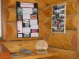 Cultural History in Big Bay Ranger Station