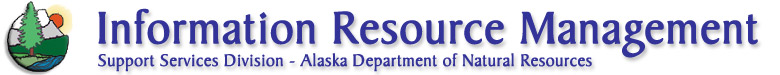 Information Resource Management - Dept. of Natural Resources