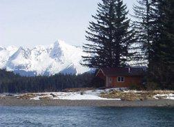 Photo Of Bob Hinman Memorial Cabin