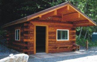Tiger Olson Cabin